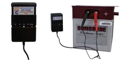D+C Airparts Battery: Trickle Charger for Ni-Cad, Sealed ...