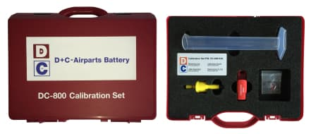 DC-800-KAL, Calibration Set