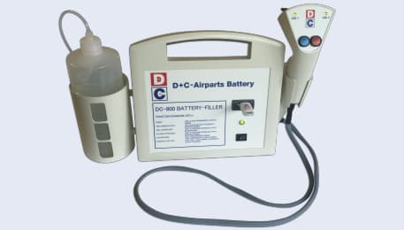 DC-800, Battery Filler
